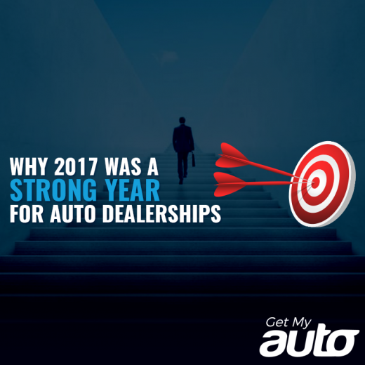Why 2017 Was a Strong Year for Auto Dealerships-GetMyAuto