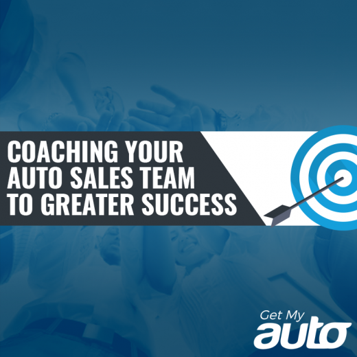 Coaching Your Auto Sales Team to Greater Success GetMyAuto