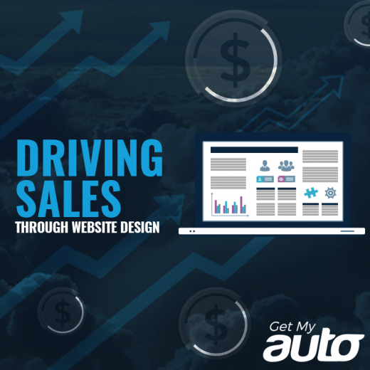 Driving Sales Through Website Design GetMyAuto