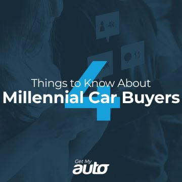 4 Things to Know About Millennial Car Buyers GetMyAuto