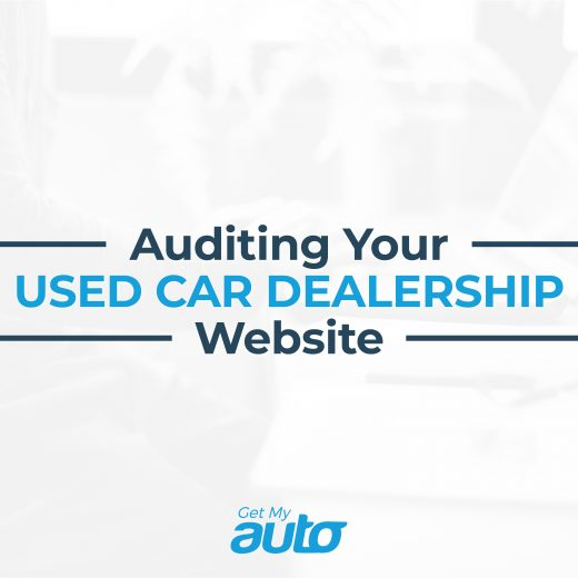 Auditing Your Used Car Dealership Website GetMyAuto