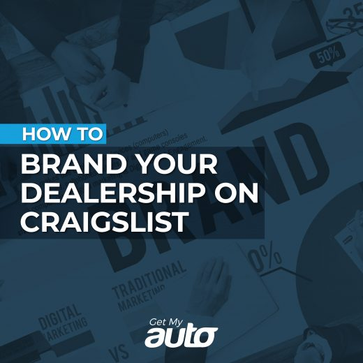 How to Brand Your Dealership on Craigslist GetMyAuto